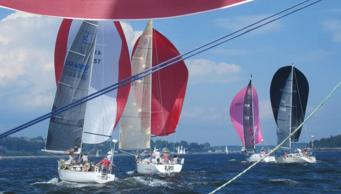 Rockland Yacht Club Racing