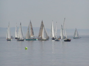 Around Islesboro Race